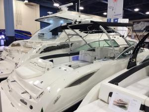 Boat Show Yacht